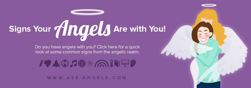 Signs Your Angels Are With You