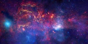 The Milky Way Galaxy Center