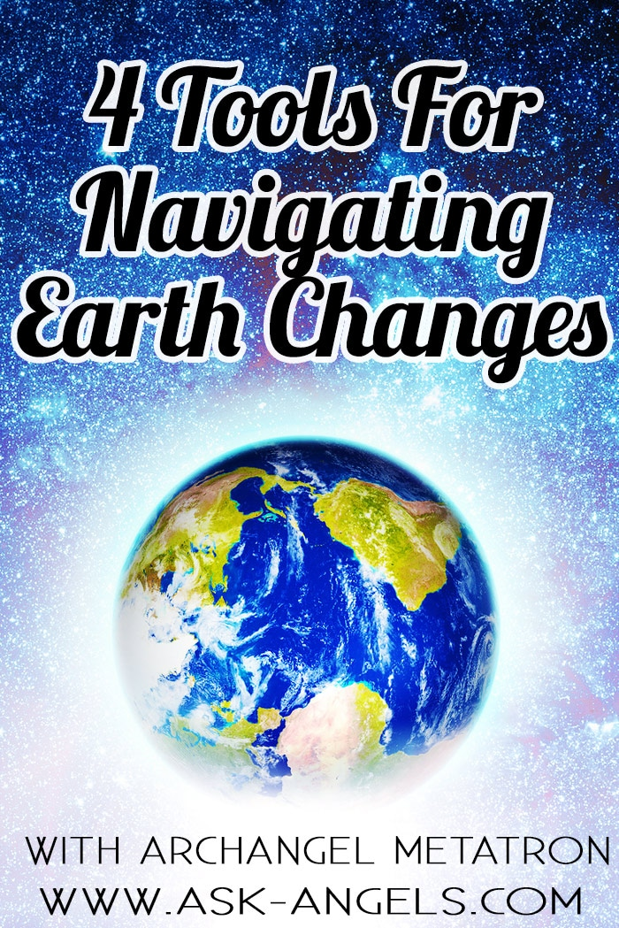 Navigating Earth Changes