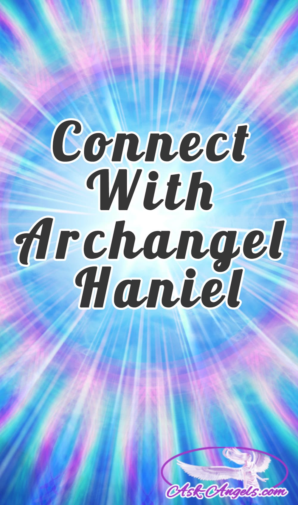 Connect with Archangel Haniel