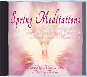 Spring Meditations Angel CD