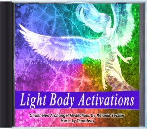 Light Body Activations, Angel CD