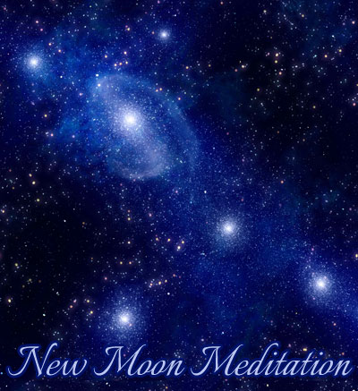 new moon guided meditation