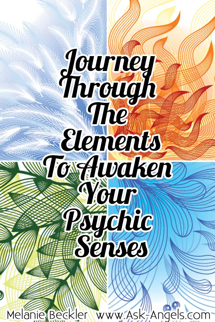 Journey Through The Elements And Awaken Your Psychic Senses