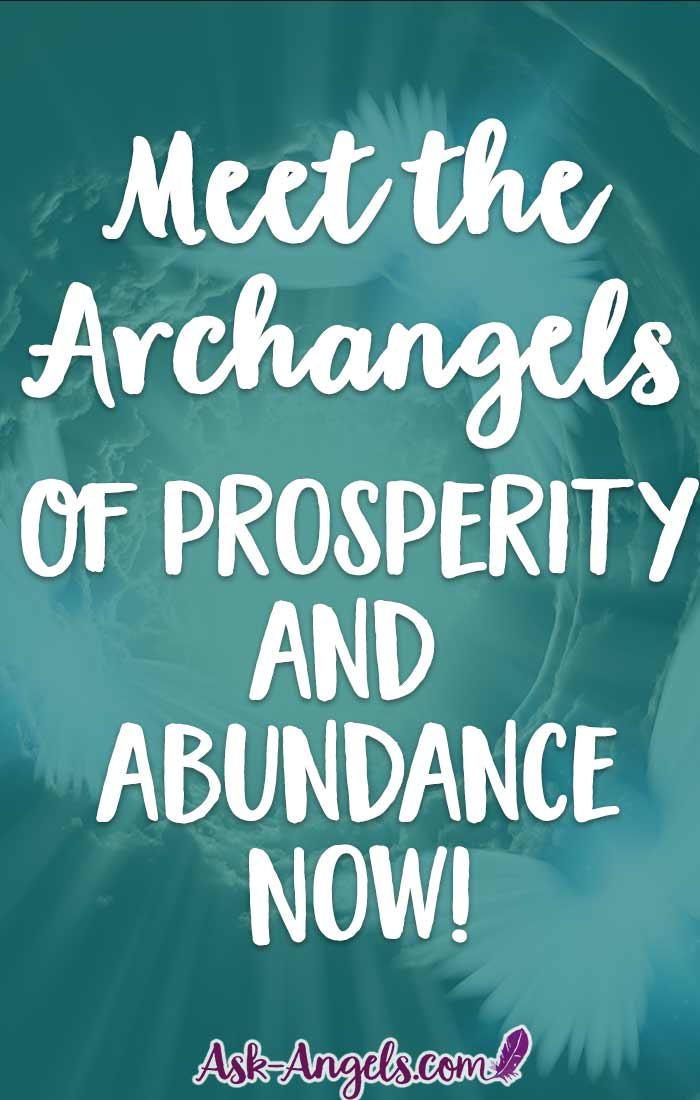Archangels of Prosperity and Abundance