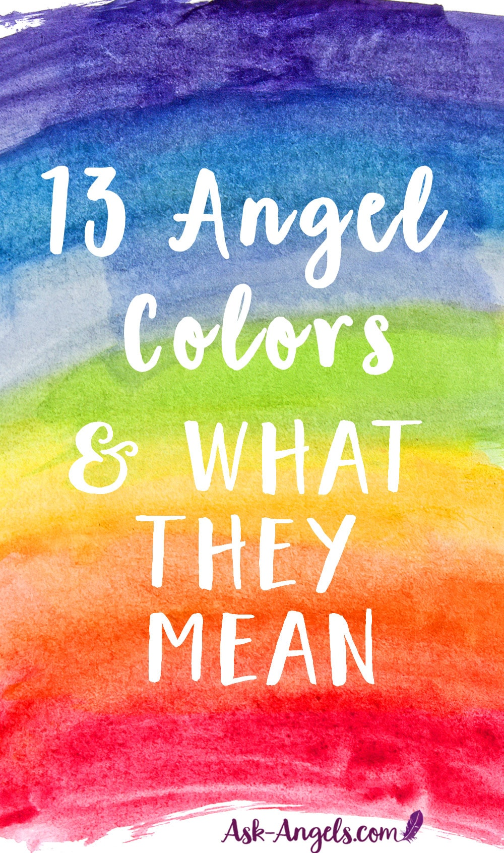 Angel Colors: Using Color to Invoke your Angels