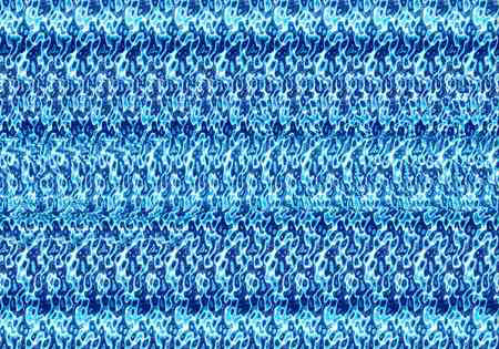 magic eye image