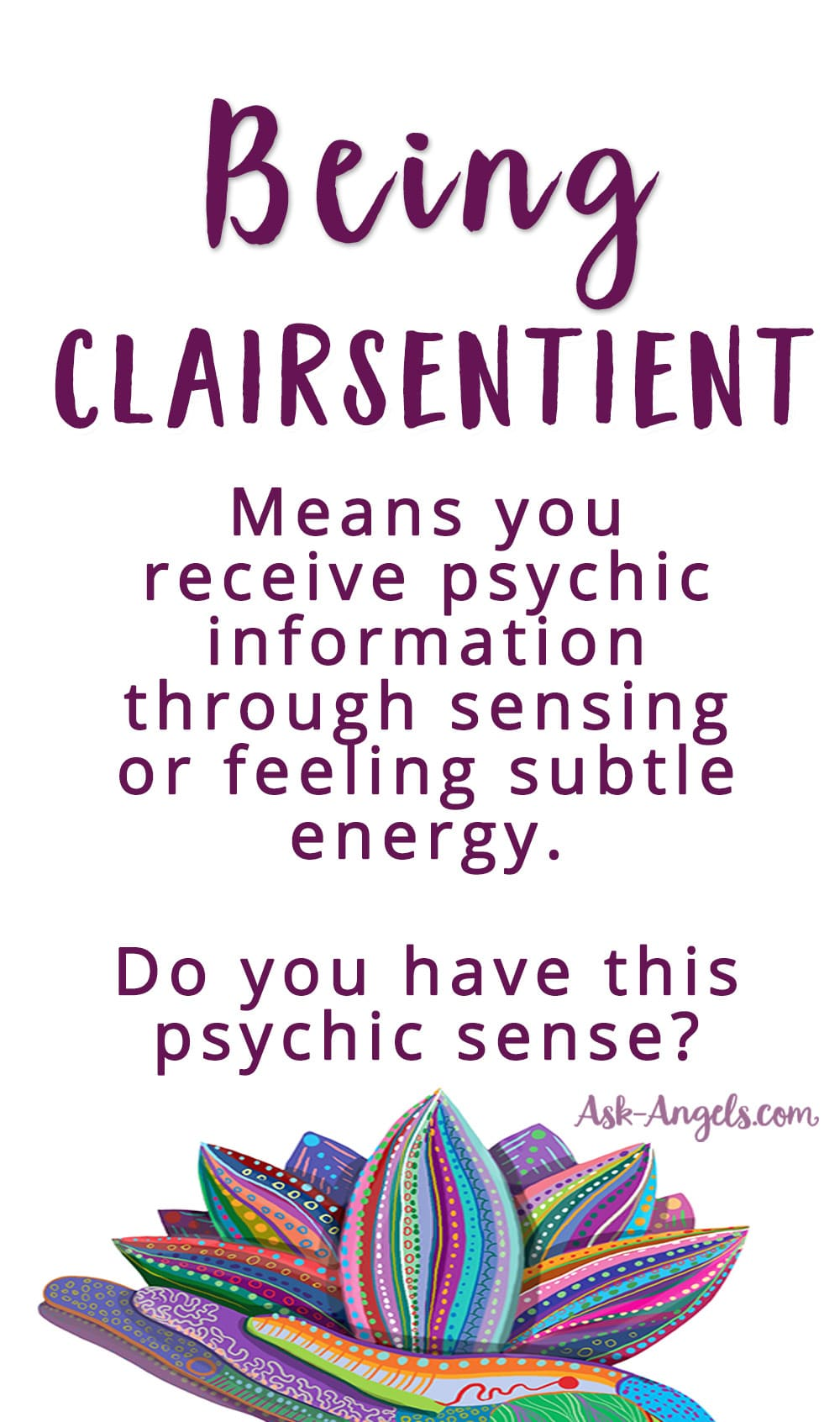 23 Signs You Are You Clairsentient    And What