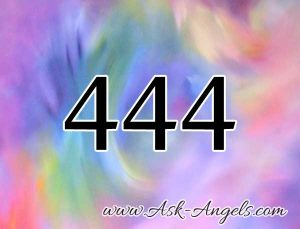 Image result for 444 number meaning