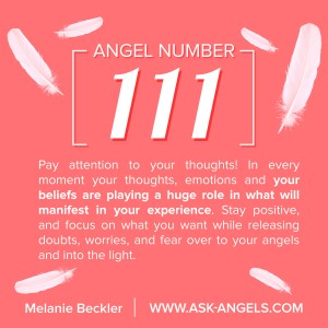 Angel Number 111 What Is The Meaning Of amp Why Should