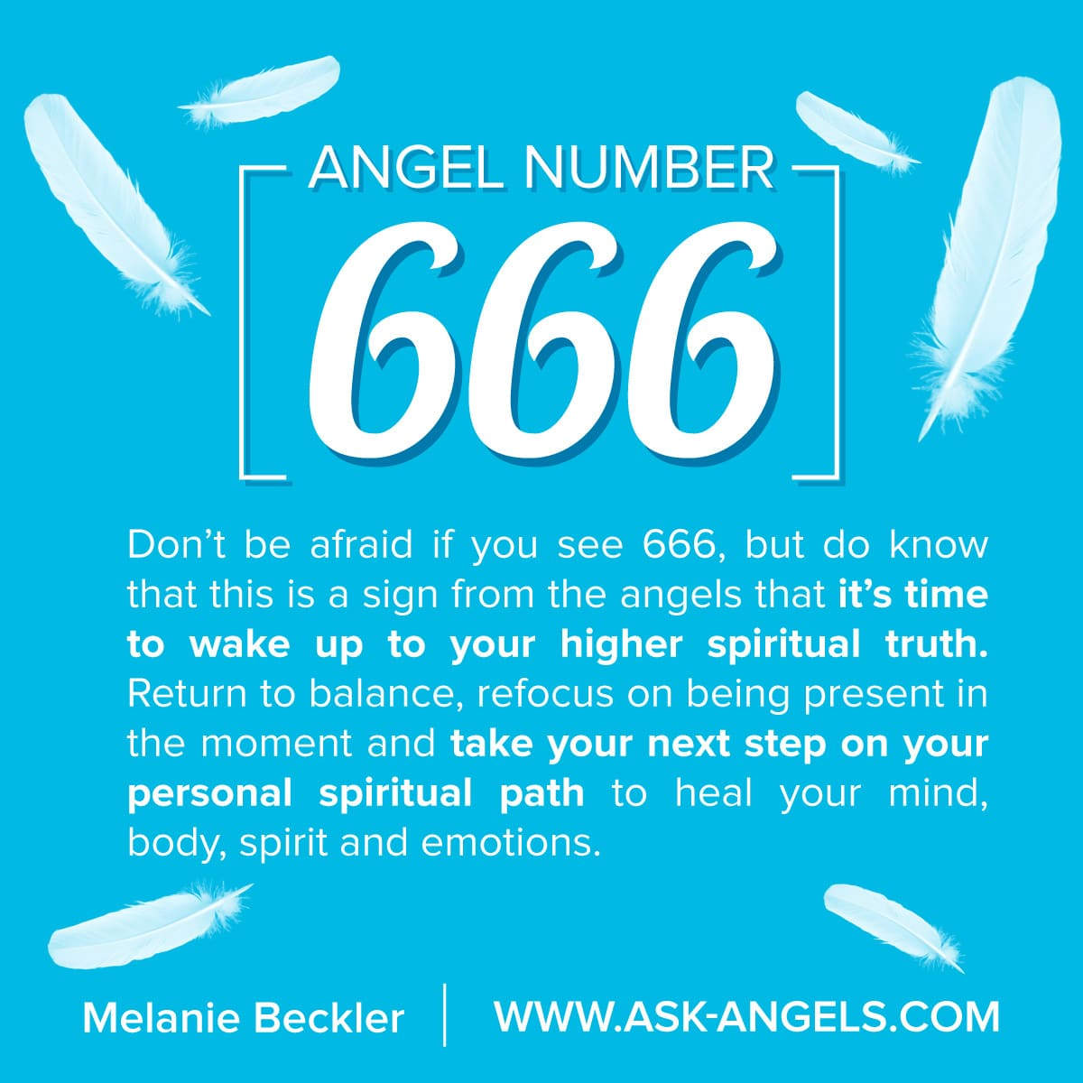666 Meaning Is 666 A Good Or Bad Sign You Need To Know The Truth