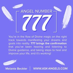 What Is The Meaning Of 777? 3 Vibrational Qualities You Can Invoke
