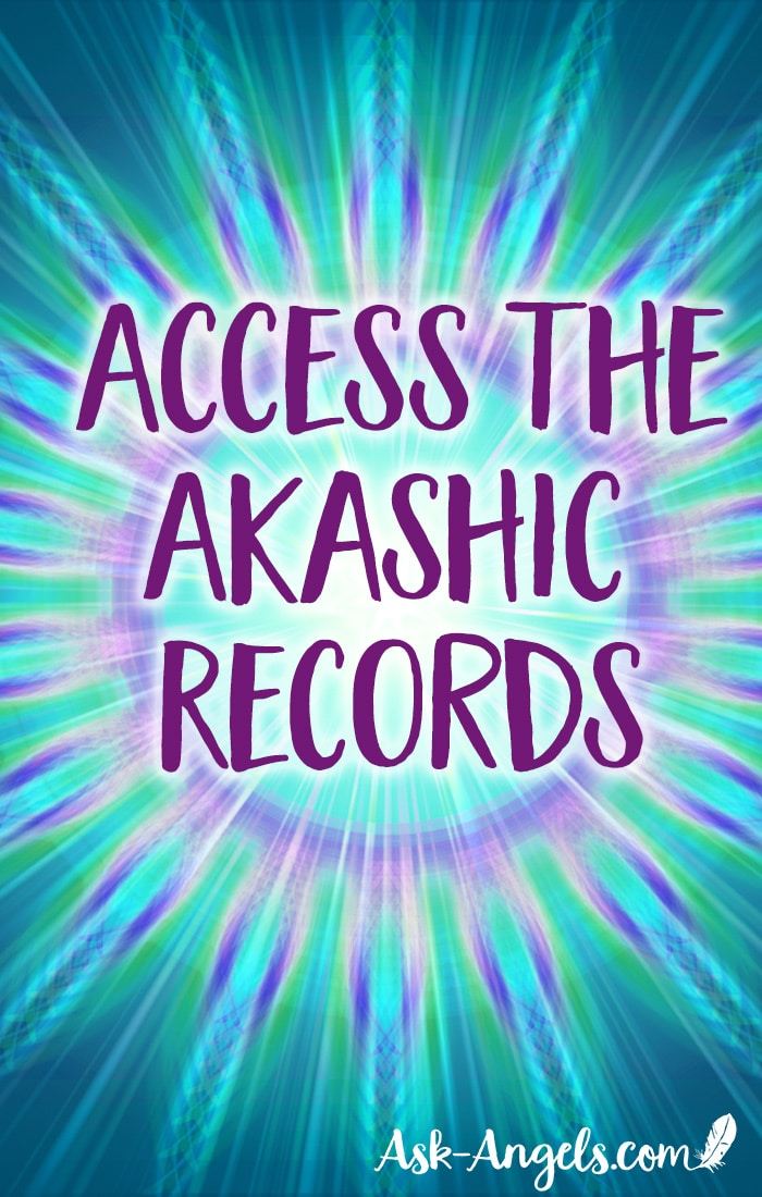 Access the Akashic Records