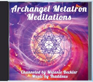 Archangel Metatron Meditations on CD