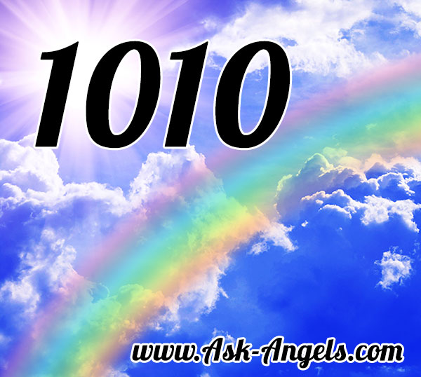 Angel Number 1010