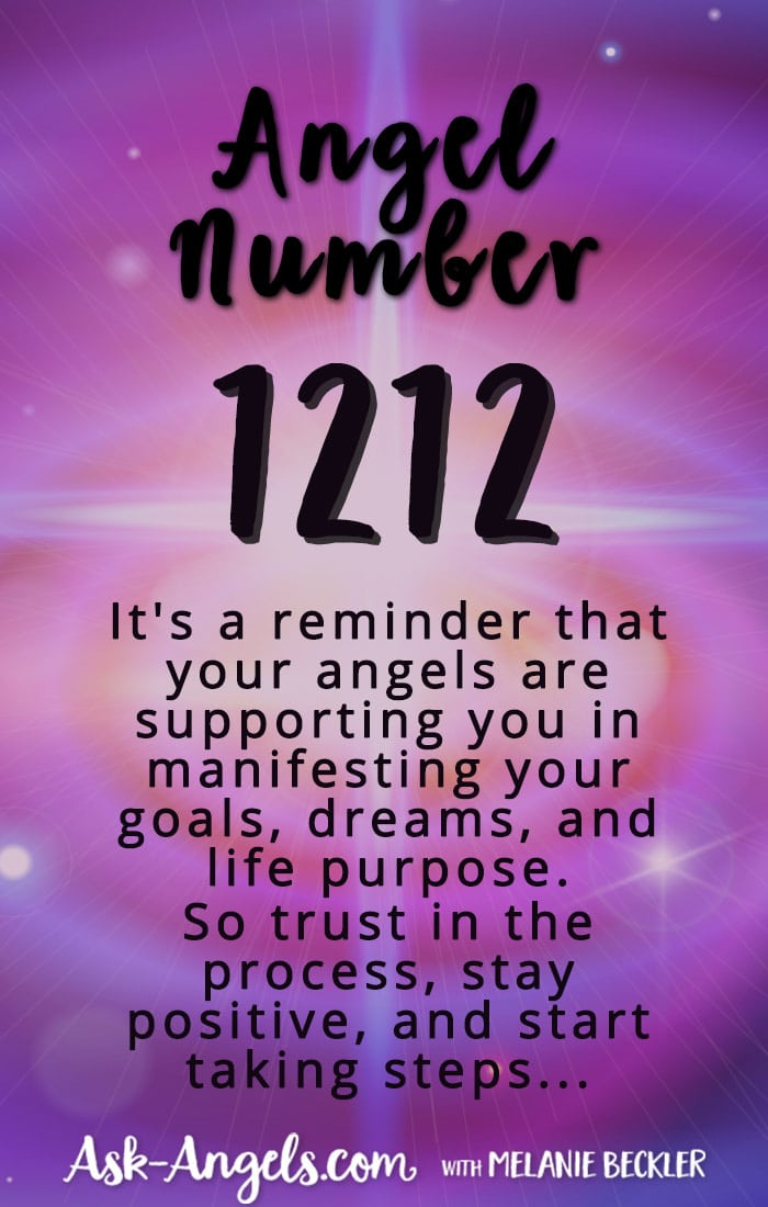 Angel Number 1212 Is A Sign Learn The 1212 Meaning Why You Must