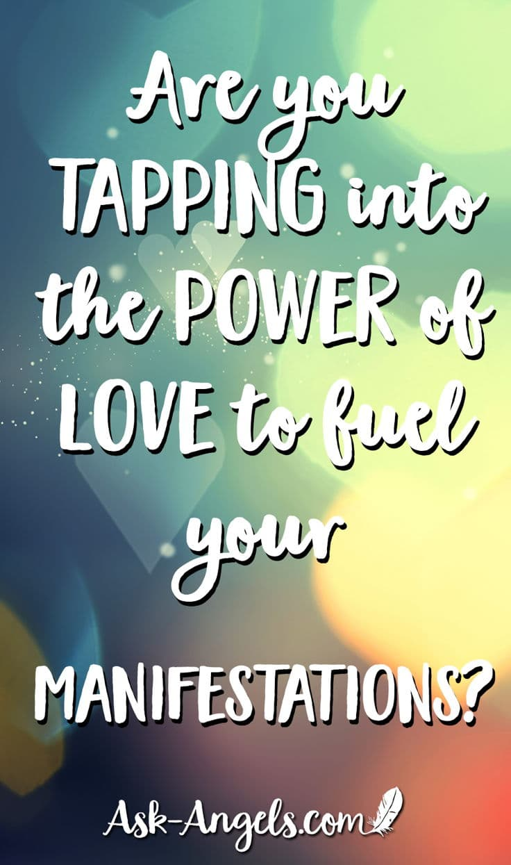 Are you tapping into the power of love to fuel your manifestations? Learn more about how to supercharge your manifesting and creating with this free channeled angel message with the Guides and Angels of the Light on the Law of Love. #angelmessage