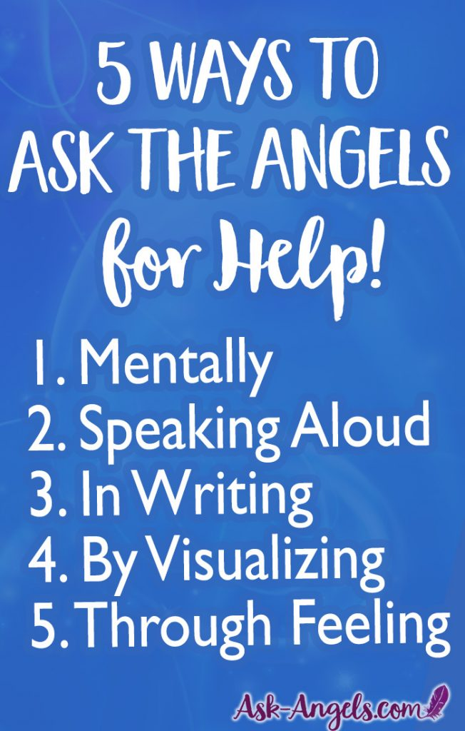 5 Ways to Ask For Help from the Angels - Ask-Angels com