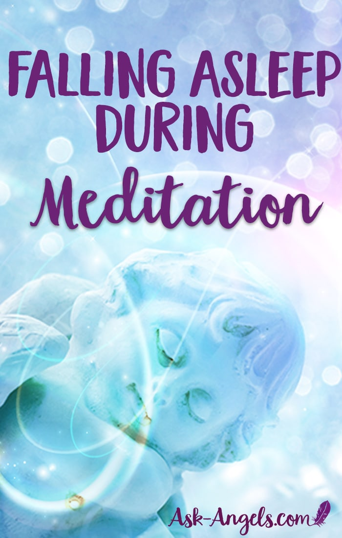 Falling Asleep During Meditation