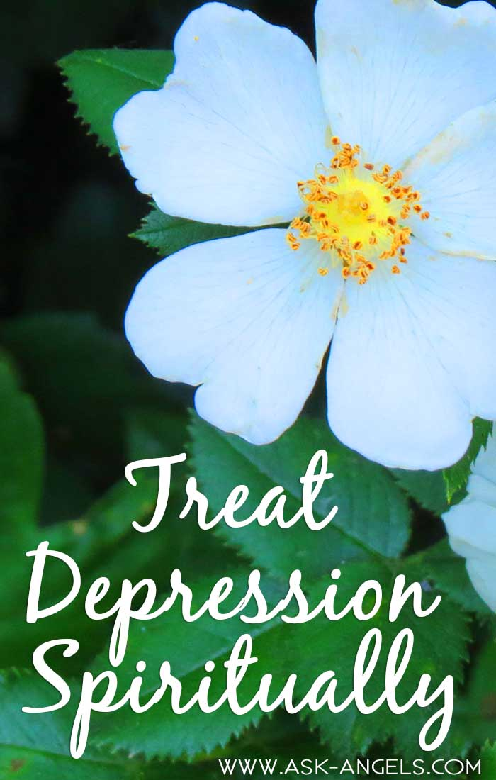 Treat Depression Spiritually