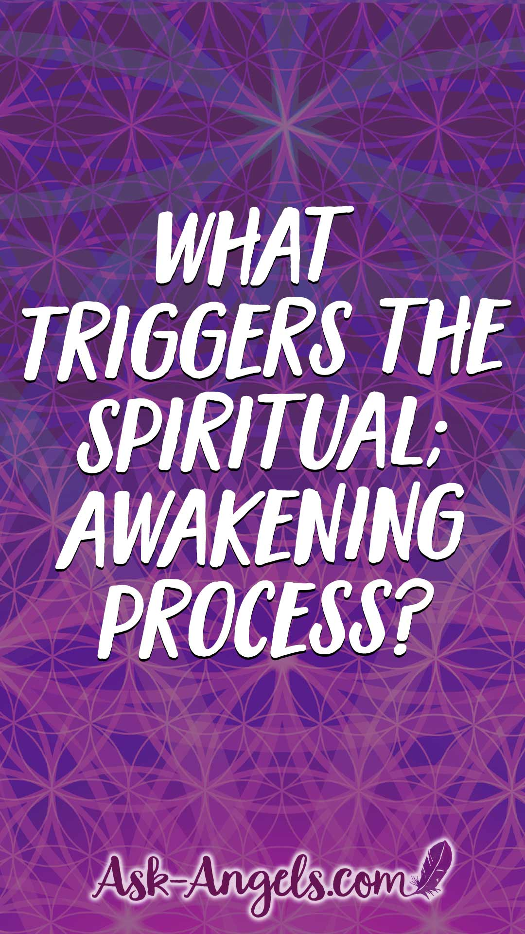 Spiritual Awakening Process - Your Initiation Into Higher Consciousness