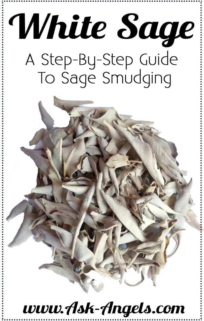 What to Say When Smudging A House | 7 Cleansing White Sage Uses