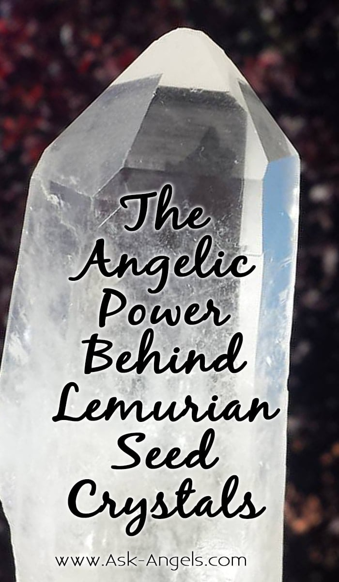 Lemurian Seed Crystal Power~ Tuning Into Love and Light!