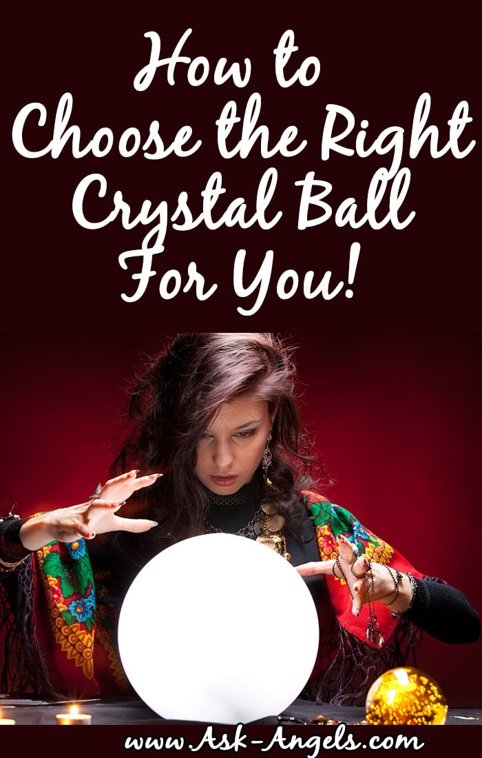 How to Use a Crystal Ball - 25 Crucial Steps: A Beginner's Guide