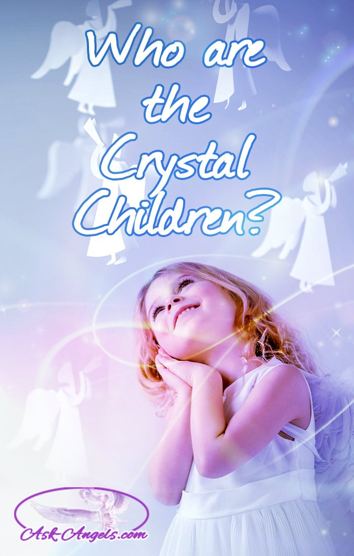 Who Are The Crystal Children