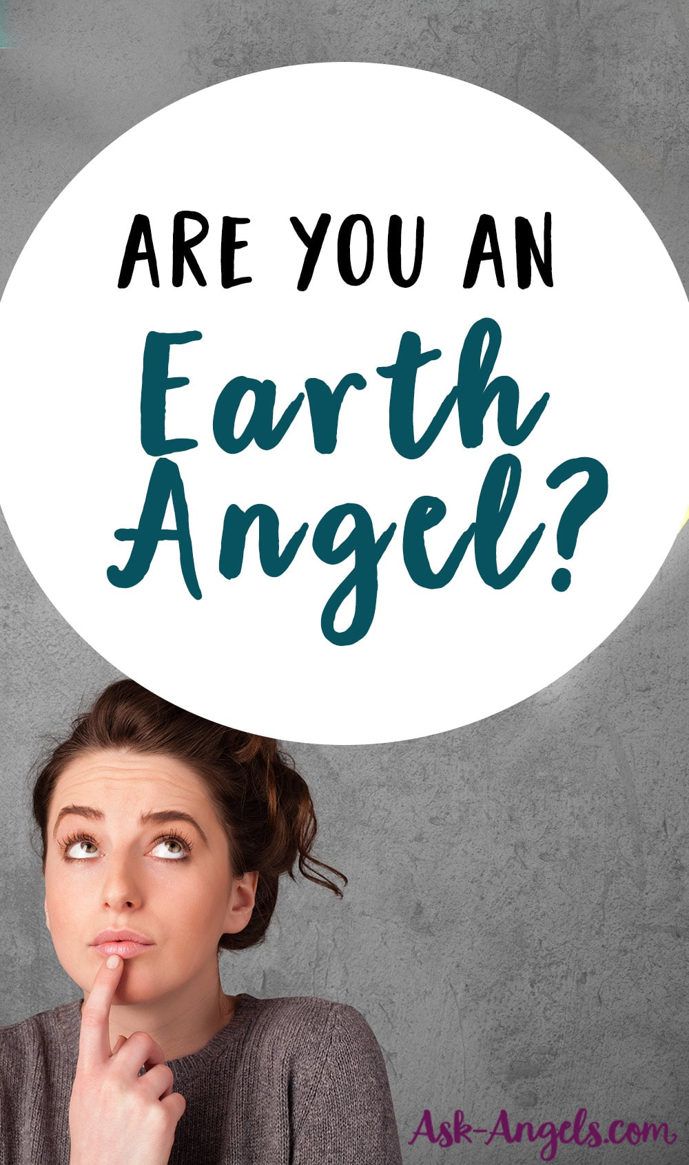 Earth Angels- 31 Signs You're An Earth Angel & What to Do If You Are!
