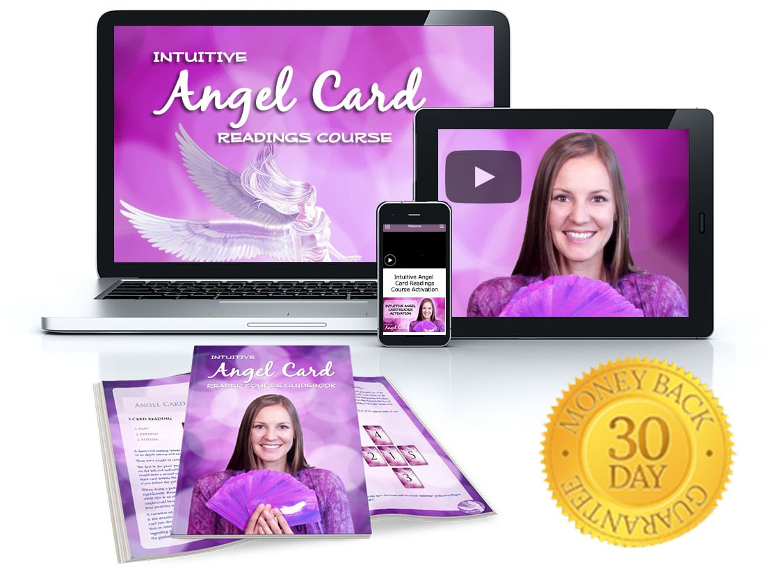 Angel Card Readings Course
