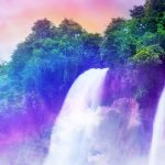 The Waterfall of Light Meditation