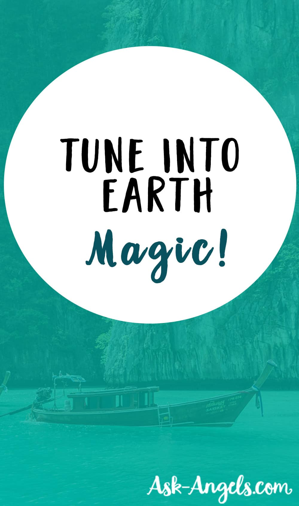 Tune Into Earth Magic