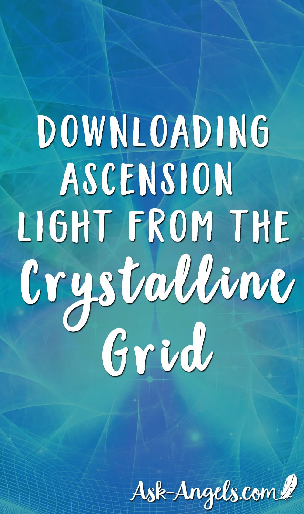 Downloading From The Crystalline Grid