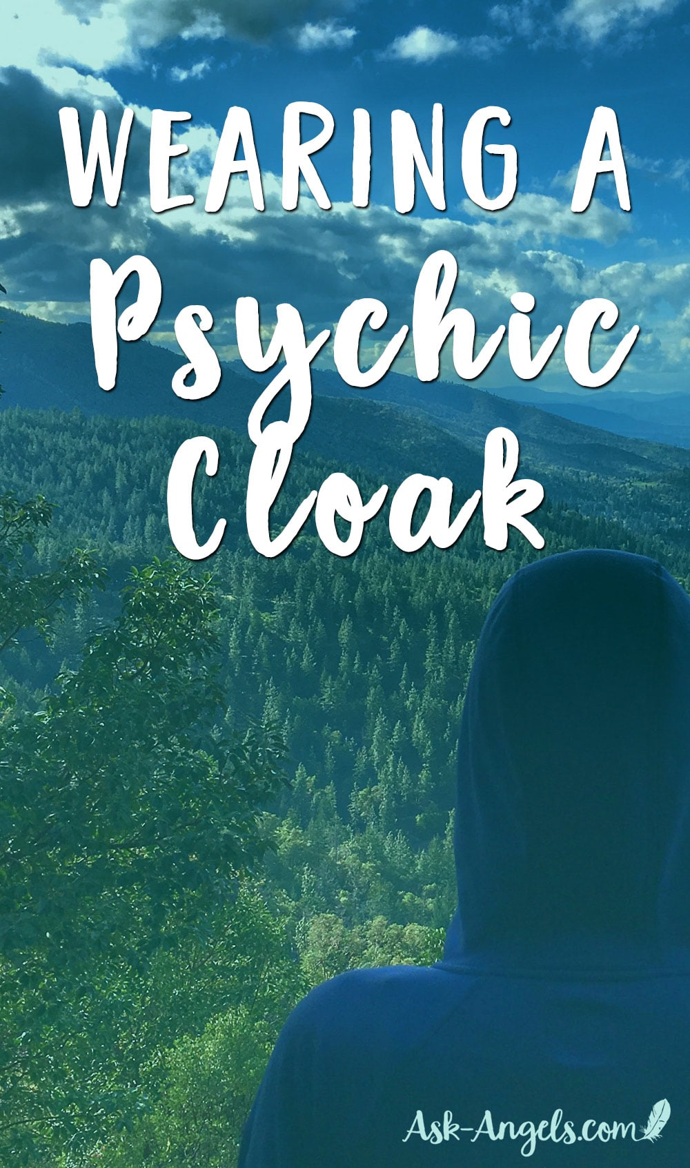 How to Wear A Psychic Cloak