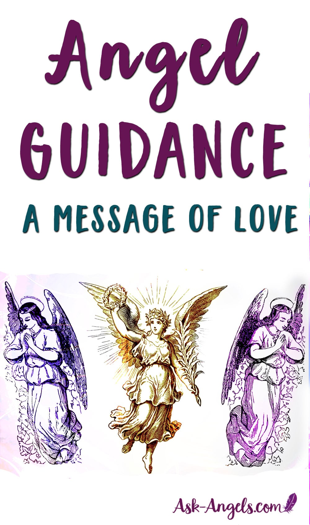 Angel Guidance - A Message of Love