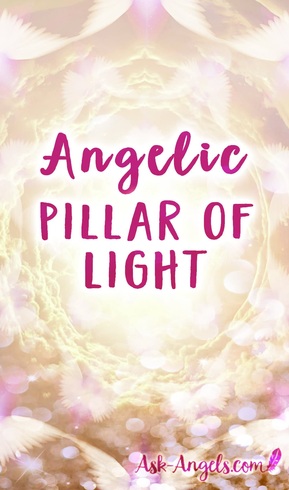 Angelic Pillar of Light