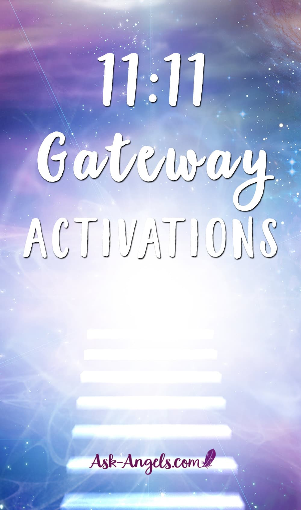 11:11 Gateway Activations with the Council of Light - Ask-Angels.com