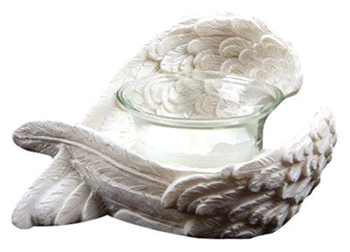 Angel Wings Candle Holder
