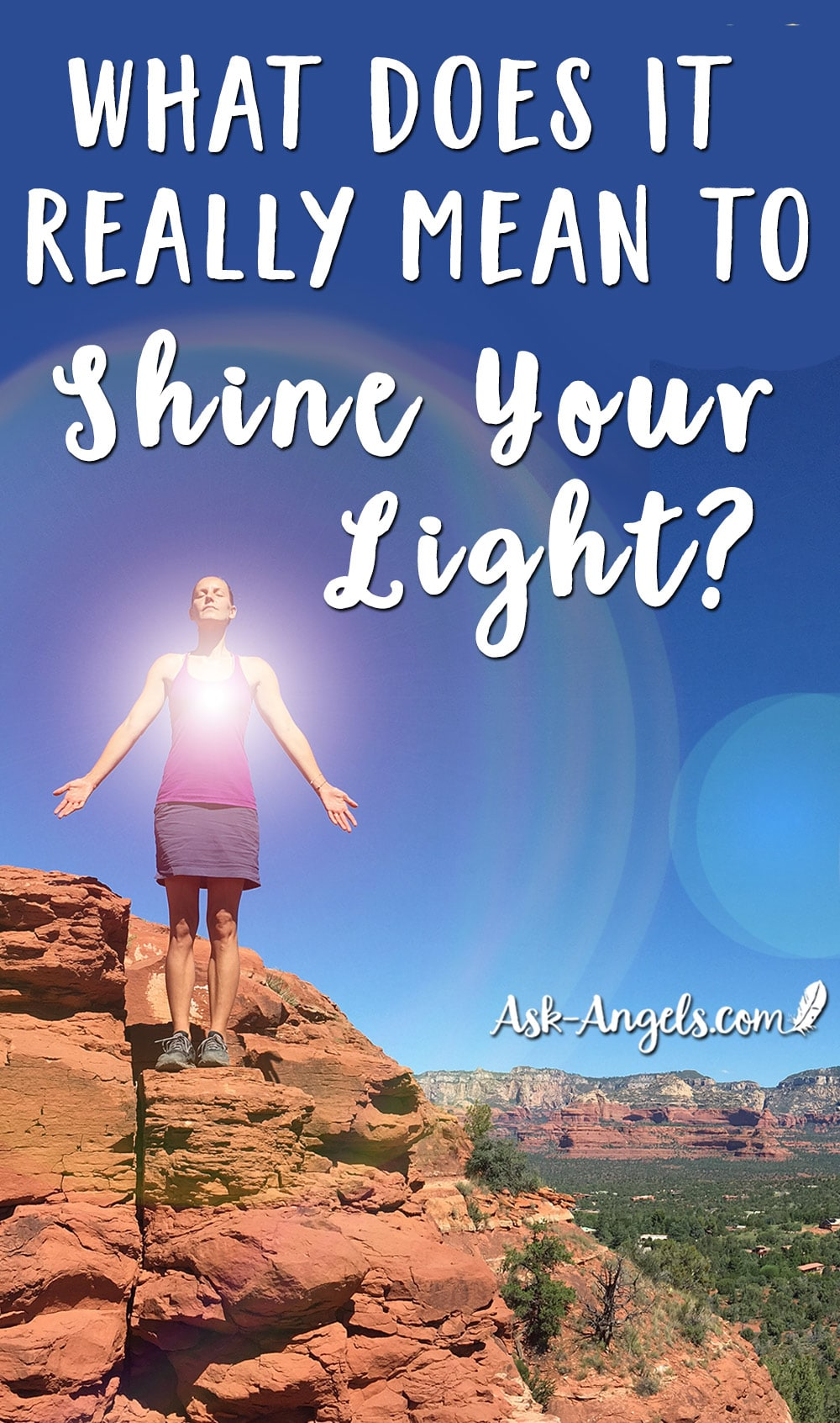 Shine Your Light Meaning