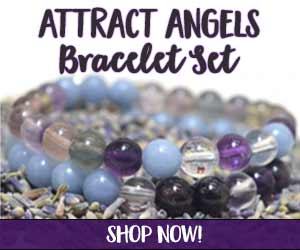 Attract Angels Bracelet Set