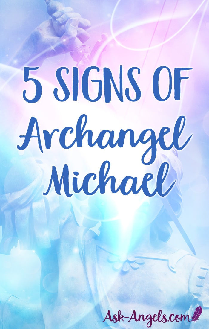 Archangel Michael SIgns