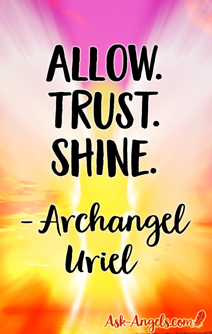 Archangel Uriel's Message of Love - Ask-Angels com