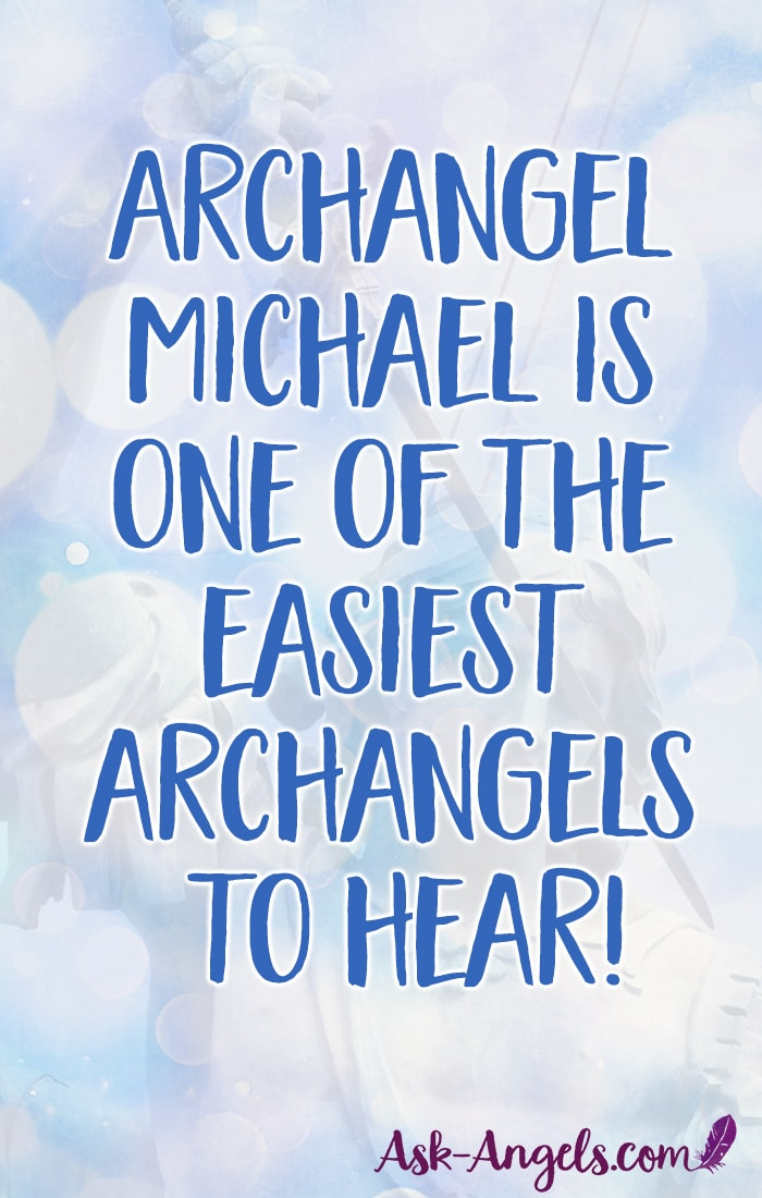 Hearing Archangel Michael