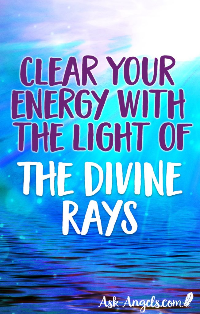 Experience a powerful spiritual cleansing meditation that aligns you with beautiful energy clearing light of the Divine Rays with love and protection from Archangel Michael. Perfectly attuned to cleanse your mind, body, spirit, self, space, and energy.