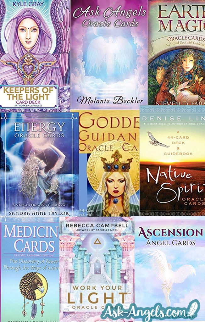 Learn how to choose the right Oracle Card deck for you!