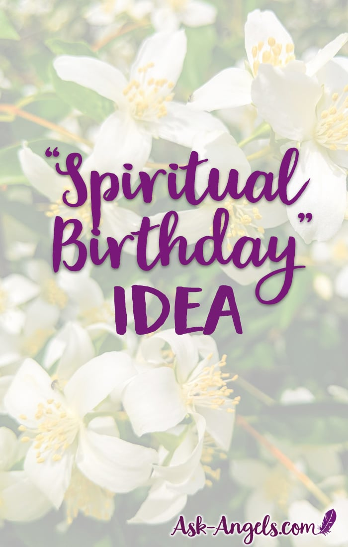 Check out my Spiritual Birthday Idea for how to celebrate a new year of your life, your solar return, and your spiritual birthday in a way that creates ripples of light and positive energy out beyond you to uplift and benefit all. #happybirthday #spirituality #spiritualpath #birthday #inspiration