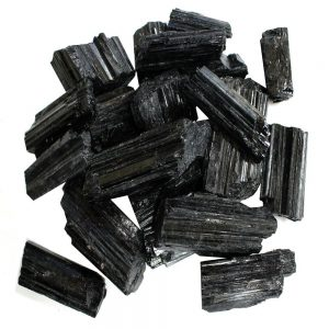 Black Tourmaline Crystals for Your Office desk