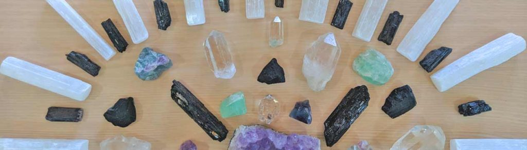 Crystal Grids-