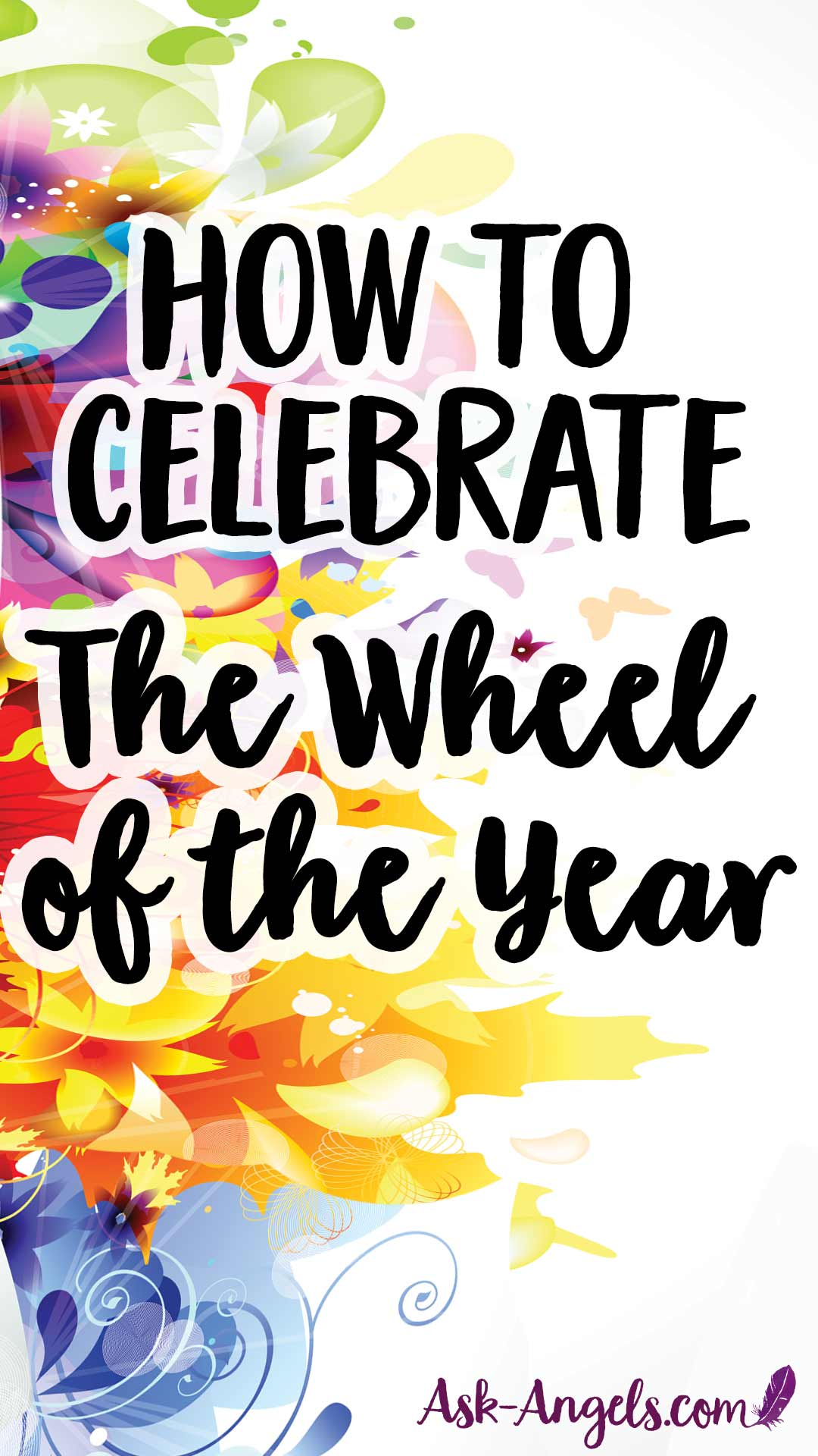 How to Celebrate the Wheel of the Year and honor Gaia through the changing seasons.
